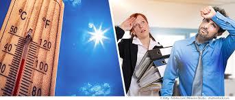 47 tipps gegen hitze im sommer zimmer büro kühlen