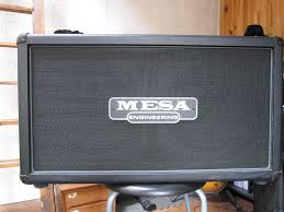 Mesa Boogie Cabinet 2x12 by Mesa Boogie Recto 2x12 Horizontal Image 417580 Audiofanzine