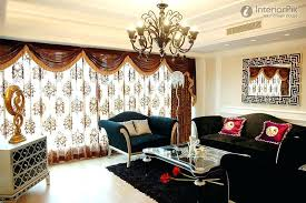 extraordinary living room curtains designs modern design curtains