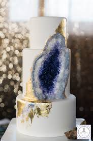 Cake Decoration Ideas With Gems by How To Make A Geode Cake
