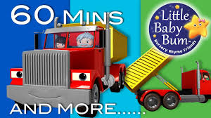 100 Trucks Plus Song About Lots More Nursery Rhymes 60 Minutes