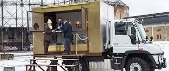 100 Cow Truck Unimog Used As A Food Truck In Finland MBS World