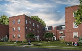 100 Kensington Place Patterson Grove Ave Apartments In