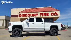 Chevrolet Silverado 2500 Maverick - D538 Gallery - Fuel Off-Road Wheels