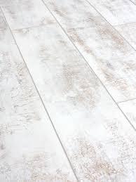 Bleached Coastal Wood Floor