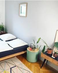 bedroom bett schlafzimmer konsole alt retro m