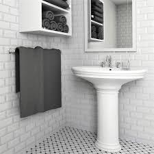6 X 12 Beveled Subway Tile by Somertile 3x6 Inch Malda Beveled Subway Glossy White Ceramic Wall