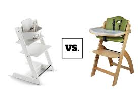 Stokke 2019 Tripp Trapp High Chair Vs Abiie Beyond Wooden ...