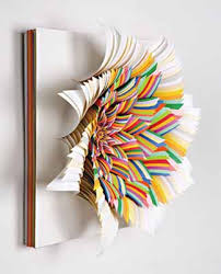 Bright And Impressive Wall Decoration Ideas In All Rainbow Colors Look Beautiful Fresh Amazing Abstract Paper Flowers Sculptures Decorations