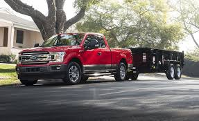 2018 Ford F-150 5.0L V-8 4x4 SuperCrew | Review | Car And Driver 2016 Ford F150 Trucks For Sale In Heflin Al 2018 Raptor Truck Model Hlights Fordca Harleydavidson And Join Forces For Limited Edition Maxim Xlt Wrap Design By Essellegi 2015 Fx4 Reviewed The Truth About Cars Fords Newest Is A Badass Police Drive 2019 Gets Raptors 450horsepower Engine Roadshow Nhtsa Invesgating Reports Of Seatbelt Fires Digital Hybrid Will Use Portable Power As Selling Point 2011 Information Recalls Pickup Over Dangerous Rollaway Problem