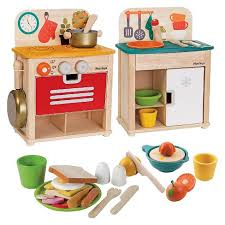 Plan Toys Kitchen Discovery Pack Tar