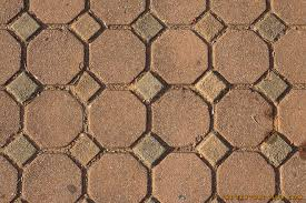 Outdoor Floor Tiles Texture