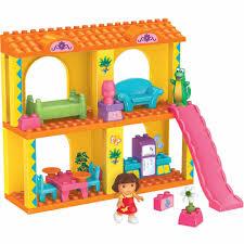 Dora The Explorer Kitchen Playset by Mega Brands Nickelodeon Dora The Explorer Playtime Adventure