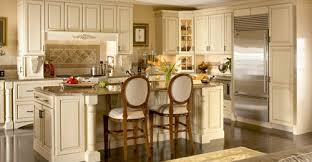 Painting Kitchen Cabinets Current Golden Oak To Off White Cream
