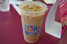 Pumpkin Swirl Iced Coffee Dunkin Donuts by Momma4life Celebrate National Coffee Day Dunkin Donuts New Fall