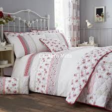 Garden Pink Duvet Cover Set