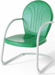 100 1960 Vintage Metal Outdoor Chairs Amazoncom Crosley Furniture Griffith Chair Grasshopper