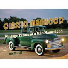 100 Antique Truck Values Sermonsonthego Classic Manhood Vintage From The Life Of Job