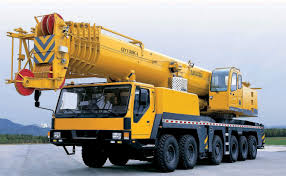 100 Truck Mounted Cranes China Crane Payload 130 Ton Twin Steer Pinterest