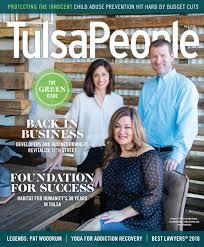 TulsaPeople April 2018 By TulsaPeople - Issuu