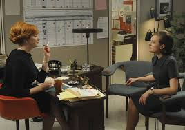 But Who Didnt Love The Wonderful Over Cigarettes Bonding Moment Between Peggy And Joan After They
