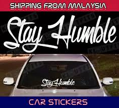 Bumper Stickers, Decals & Magnets - Buy Bumper Stickers, Decals ...