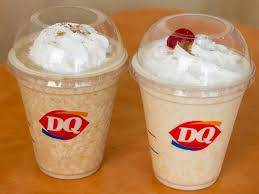 Pumpkin Pie Blizzard Calories Mini by We Try All Of The Pumpkin Treats At Dairy Queen Serious Eats