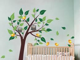 stickers chambre bébé arbre stickers chambre bébé arbre inspirations avec sticker mural pour