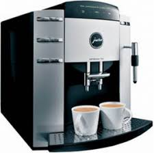 The Jura F90 Is A Coffee Maker Than Runs Nearly 2000 Largely Due To Its Amazing Internet Powers Like Remotely Setting Your Coffees Strength Strong