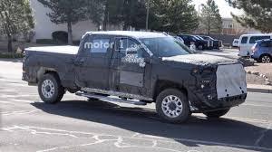 100 Chevy Gmc Trucks 2020 Silverado HD GMC Sierra HD Spied Testing Together