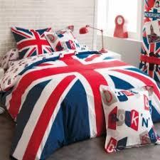 chambre des angleterre décoration chambre drapeau anglais