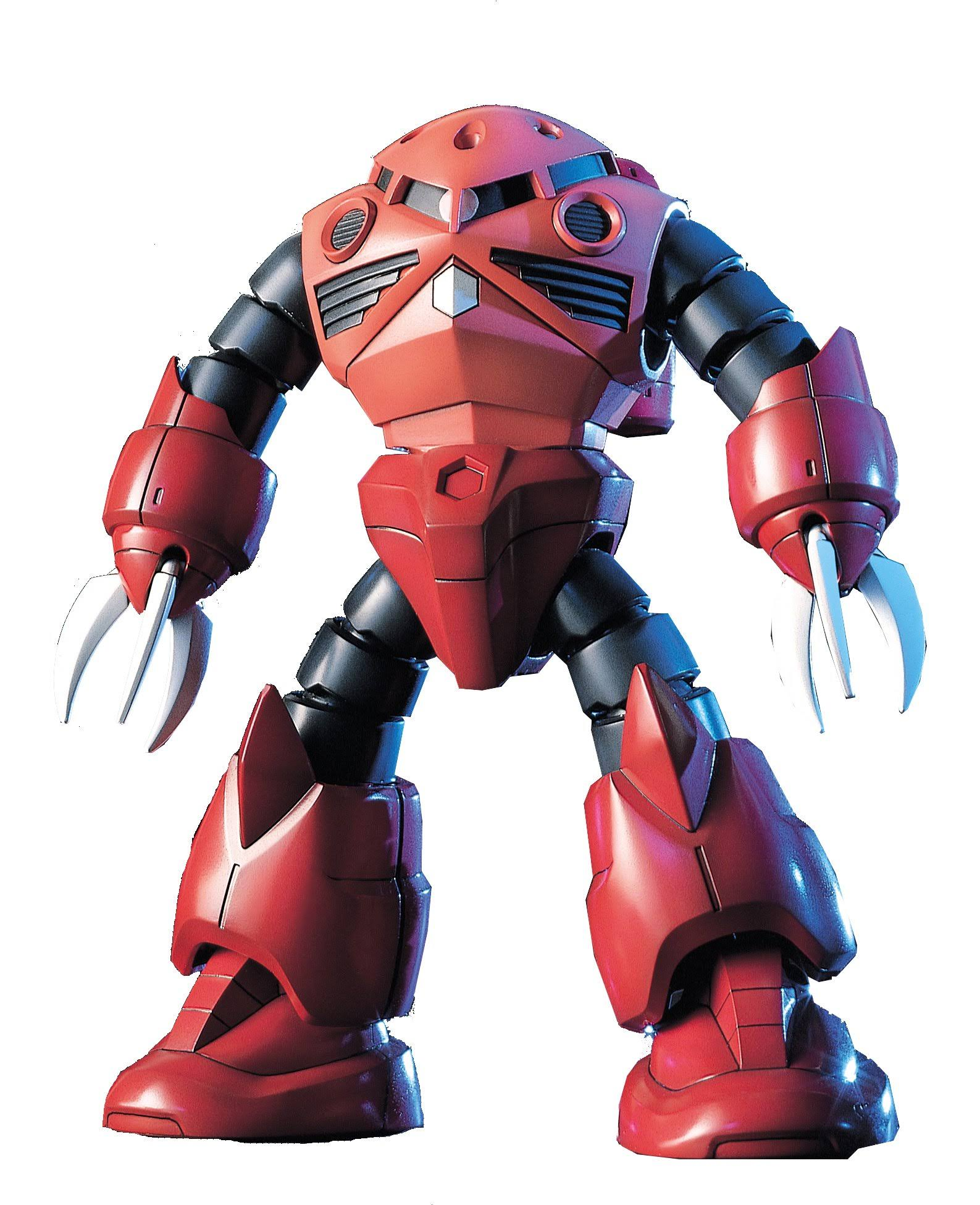 Bandai Msm-07s Z'Gok Model - 1:144 Scale