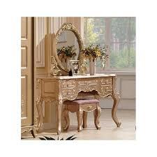dressing tische chagner gold schlafzimmer für make up