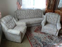 hochwertige dreiteilige wohnzimmer sofa sitzgarnitur zu