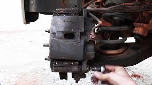 100 Chevy Truck Brake Lines How To Remove A Caliper Silverado 19992006