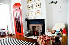Beautiful Baby Room Decor London Inspired Bedding Retro Apartment Tea Ideas