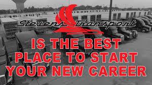 Tampa CDL Training | Stevens Transport