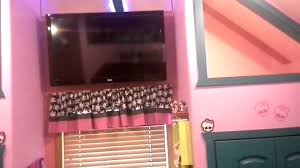 monster high bedroom most awesome youtube