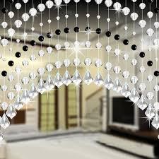 Schlafzimmer Vorhã Nge Shage Kristallglas Perlen Vorhang Luxus Wohnzimmer