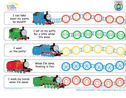 Thomas The Train Potty Chair by Thomas Potty Chart You Can Get The Pdf Format Of This Free