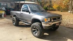 1993 Toyota Pickup 4wd 22re - YouTube Preowned 2015 Toyota Tacoma 4x4 Double Cab Trd Offroad Crew 2019 New Dbl Cb 4wd V6 Sr At At Fayetteville Hilux Comes To Ussort Of Truck Trend Shop By Vehicle 0515 4x4 And Prerunner 6 Lug 44toyota Trucks For Sale Near Gig Harbor Puyallup Car Tundra Sr5 Crewmax In Riverside 500208 1995 T100 Pickup Friday Pristine 1983 Survivor Headed 2018 Mecum 2016 Platinum Longterm Update The Commute