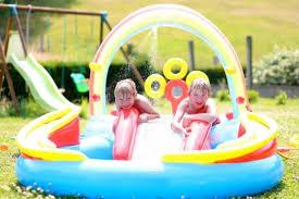 Best Inflatable Kiddie Pool