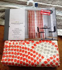 Target Threshold Grommet Curtains by Window Target Drapes Short Blackout Curtains Thermal Curtains