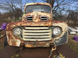 1948-1952 Ford F1 Pickup Parts · Parting Out A Whole Truck | The ...
