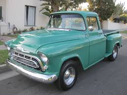 1957 Chevy Side Step Short Bed For Sale | Phil Newey Sports Cars 1957 Chevytruck Chevrolet Truck Ct7578c Desert Valley Auto Parts 3100 12 Ton Pickup Truck Custom Trucks For Sale Near Lavergne Tennessee 37086 4x4 Truckss Napco 4x4 Trucks For Sale Chevy Swb The Hamb A Cameo Appearance Pick Up Rare Apache Shortbed Stepside Original V8 Cab Big Ls Powered Dp Chevy Right Rear Angle Fords Answer To Short Bed Cool Diesel In Northwest Indiana Elegant