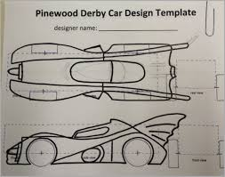 100 Pinewood Derby Truck Templates Amazing 21 Cool
