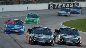 2018 NASCAR Truck Series Texas 2 Race Page