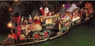 Holidayexpresstrain In Christmas Tree Train Set Costco