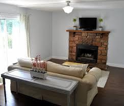 living room contemporary home design idea modern fireplace