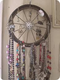 Creative Jewelry Storage Ideas Display